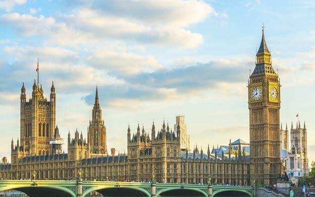 Bus turistico Londres City tour hop on hop off